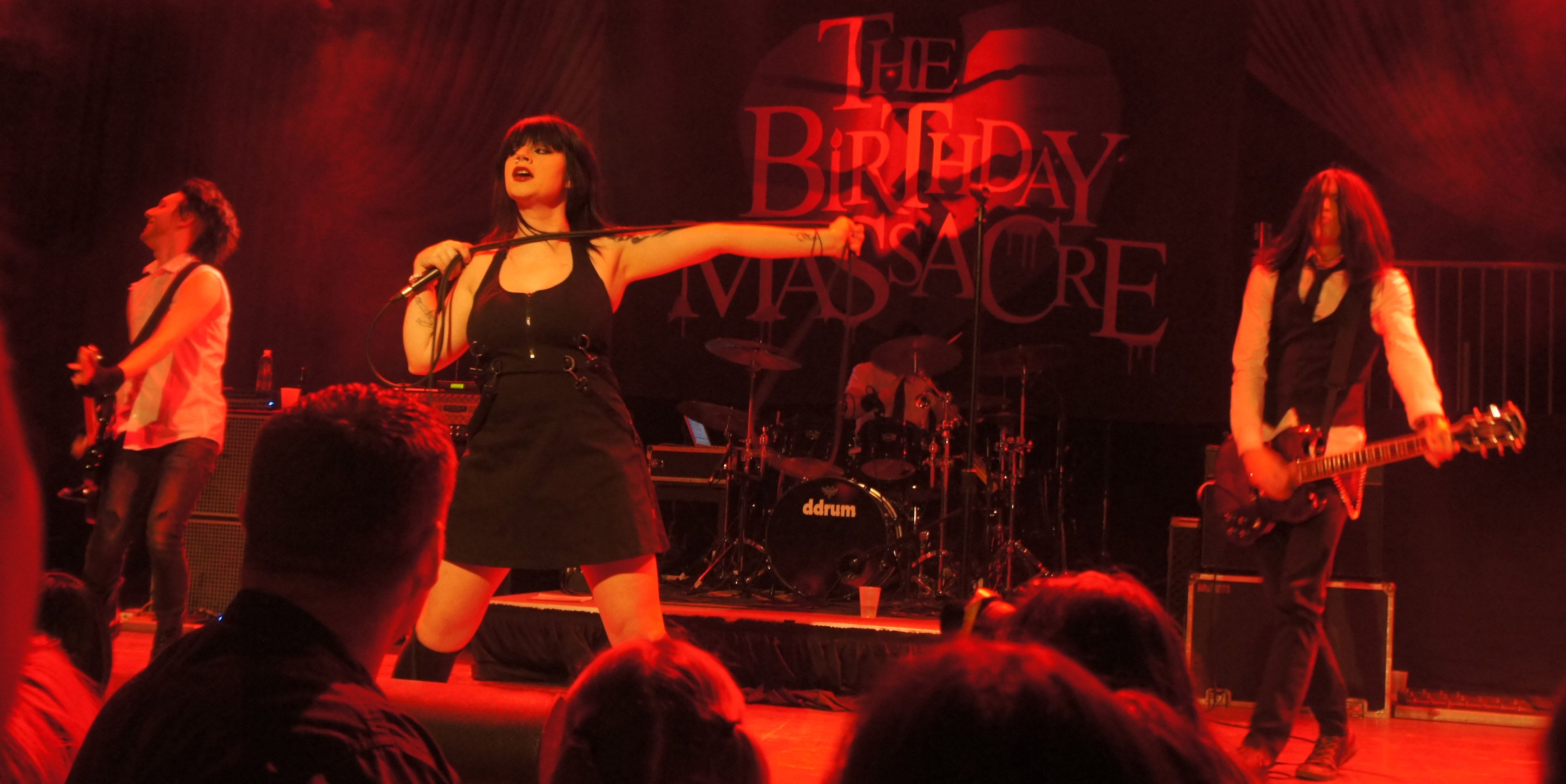 Birthday Massacre (House of Blues, Chicago) 2013