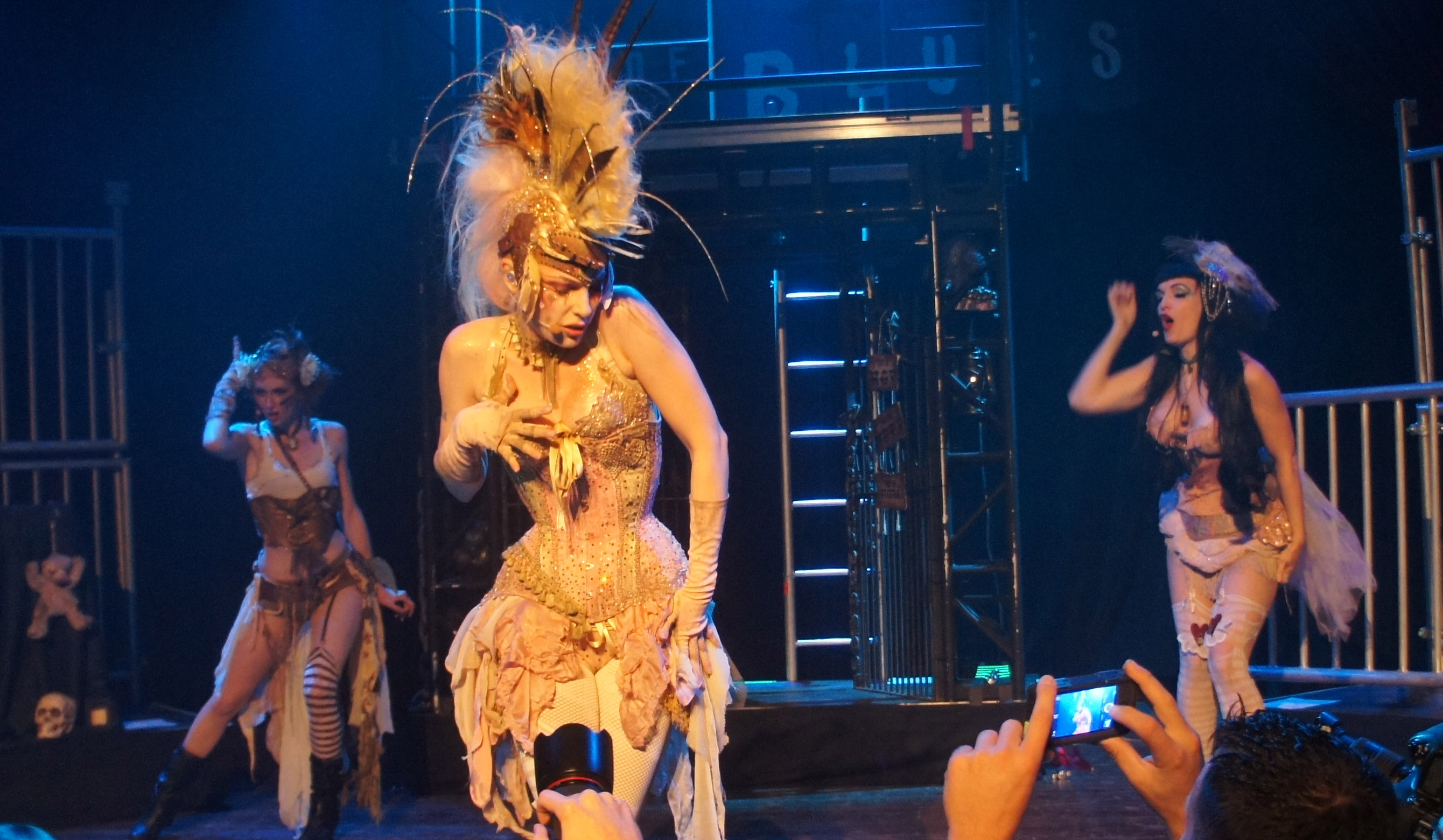 Emilie Autumn (House of Blues, Chicago) 2013